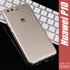 Case Slim Tpu For Huawei P10 Silicone Soft Ultra Thin Gel Transparent