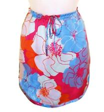 Bnwt Women's French Connection 100% Silk Floral Skirt Fcuk New