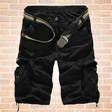 Men's Military Army Combat Trousers Tactical Work Pocket Camo Cargo Shorts