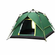 Fully Automatic Tent Rainproof Tent Double Layers Camping Tent For 4 Persons XP