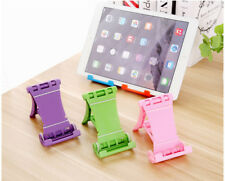 Universal Adjustable Phone Desk Stand Folding Holder Table Mount For Cell Phone