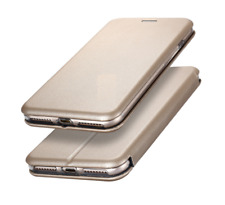 New Hybrid 360° Shockproof Leather Flip Wallet Case Cover For iPhone X 8 7 6s