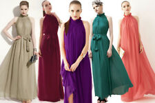 MAXI Dress,High Neck Evening Dress,Holiday Resort,Suitable As Maternity Wear