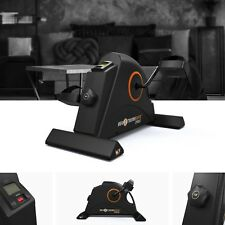 Portable Mini Exercise Bike SofaCycle Resistance Cycle Desk Home Seat Gym Pedal