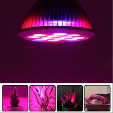 12W/24W Led Grow Light Bulb Hydroponic Organic Greenhouse Grow Plant Light&X