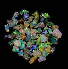 100%Natural Super AAA Welo Fire Ethiopian Opal Rough Wholesale Gemstone
