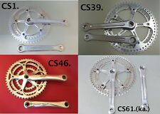 Campagnolo Super Record & Racing T & Nuovo Record CrankSet Selection Choose1