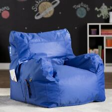 "32"" Width Dorm Room Bean Bag Chair Home Living Room Bedroom Seating Furniture"