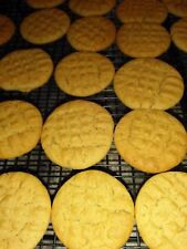 Homemade Peanut Butter all natural cookies, made to order
