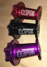 Tune Front Hub Cannonball 2.0 Lefty Front Hub for Cannondale SuperMax