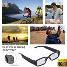 Mini HD 1080P/720P Spy Camera Glasses Hidden Eyewear DVR Recorder Camcorder