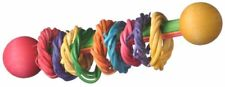 Super Bird Creations 5-1/2 by 1-1/2-Inch Vine Ring Rattle Foot Toy Medium Toys