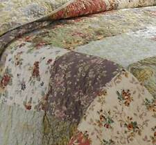 Greenland Home Blooming Prairie Quilt Sets