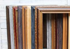 RUSTIC WESTERN STYLE PICTURE FRAMES,CUSTOM PICTURE FRAMES,HAND PAINTED FRAMES
