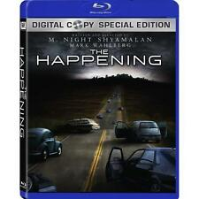 The Happening (Blu-ray Disc, 2008, Checkpoint Sensormatic Widescreen)