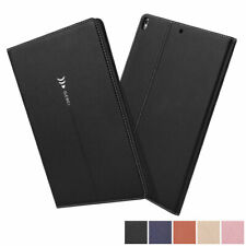 Luxury Gebei Folio Wallet LEATHER Stand Magnetic Smart Case Cover For Apple iPad