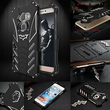 Note 8 iphone 8 Batman Metal Aluminum Shockproof Back Case Cover For Cell Phones