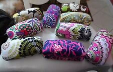 Vera Bradley hard sunglass eyeglass case - choice