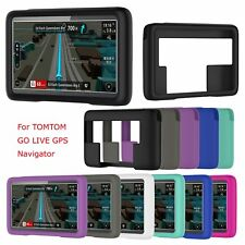 """Premium Silicone Case Protect Cover for TOMTOM GO LIVE 1005 1050 5""""GPS Navigator"""
