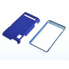 Rubber Coated Hard Case Cover For Motorola DROID II 2 A955 NEW#LIHE