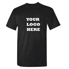 CUSTOM  T-SHIRT WITH YOUR LOGO