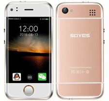 SOYES 6S Worlds Smallest Android Mobile Baby Smartphone Dual Sim NEW