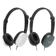CLAMSHINE GS-J1 3.5mm Wired Headphone Over-ear Headset Hands-free with Mic O9S8