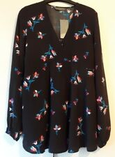 MOTHERCARE BLOOMING MARVELLOUS MATERNITY OR NURSING TOP