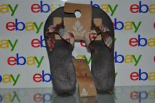 Reef Scrunch TX Womens Flip Flop Sandals Brown Soles Red Multi Color Strap NWT