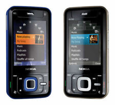 "Nokia N81 Original Unlocked 3G GSM WIFI 2MP Camera FM 2.4"" Mobile Phone"