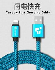 STRONG BRAIDED USB DATA SYNC CHARGER CABLE LEAD for iPhone 6 5 5S 5C 7 8 Plus