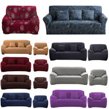 New 1 2 3 4 Seater Universal Stretch Sofa Covers Protector Couch Cover Slipcover