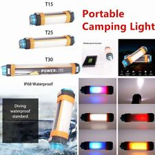 Multifunctional USB Waterproof Outdoor Travel Torch Portable Camping Lantern&Z