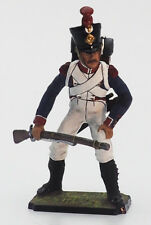 Tin soldier,Semi-Collectile, French Grenadier №9, Light Infantry, Napoleon, 54mm