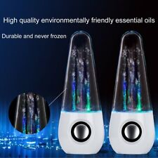 LED Dancing Water Music Light Speakers for Laptop for iPhone for iPad4/iPod GP