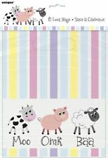 Farmyard Party Farm Animals Party Loot Bags Choose Quantity