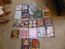 QUILTING PATTERNS COUNTRY, CHRISTMAS, SEASONAL,SNOWMAN,STAR,CATS,LABELS,& MORE
