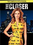 The Closer: The Complete Fifth Season (DVD, 2010, 4-Disc Set)