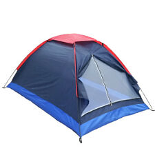 2 Person Outdoor Camping Tent Hiking Waterproof Shelter Pop Up Double Portable