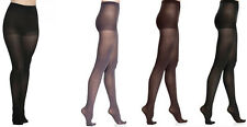 DKNY Tights Opaque Control Top Tights Plus Petite, S, M, Tall 1 OR 2 pair
