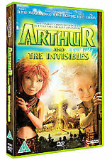 Arthur And The Invisibles (DVD, 2007)