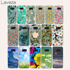 For Samsung S9 S7 S6 Edge Galaxy S8 Plus Case Cover Colorful Back Cases N0244