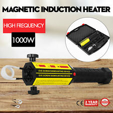 220V Ductor Magnetic Induction Heater Kit For Automotive Flameless Heat Tool