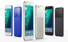 Google Pixel OR XL Quite Black~Silver Blue GSM Unlocked Version 32/128GB CDMA