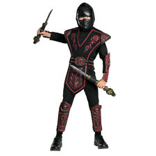 Red Skull Warrior Ninja Child Costume by Rubies