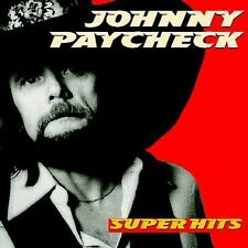 Super Hits by Johnny Paycheck (CD, Aug-1997, Sony Music Distribution (USA))