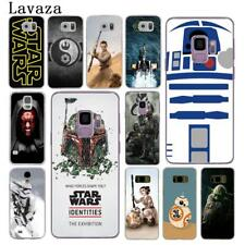 Cover Mobile Phone Case Hard for Galaxy Samsung S7 S6 Edge S8 S9 Plus black