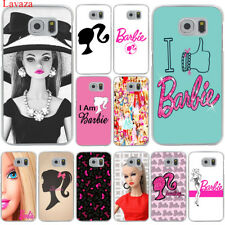 Doll face pattern for Samsung Galaxy S8 S9 Plus S7 S6 Edge Hard Phone Cover