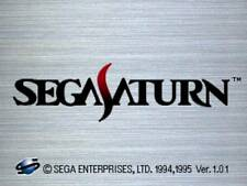 Retro Gaming Sega Saturn Console JAP AND PAL VIDEO GAME 90 1994