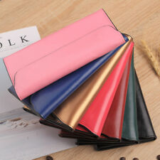 Women Long Wallet Leather Lady Clutch Wallet Female Coin Purse Girl Card Holder